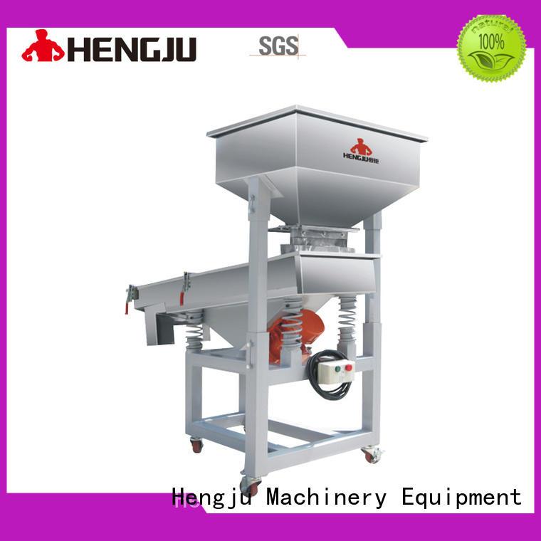 separator plastic shredder factory for new materials Hengju