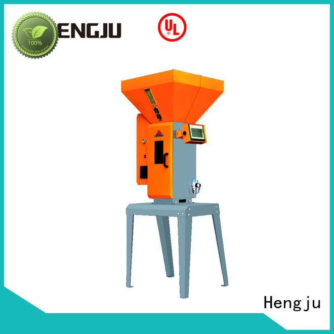 Hengju low noise volumetric dosing order now for plastic products