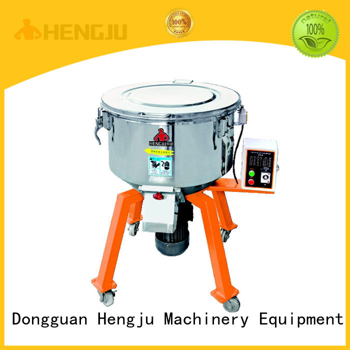 Hengju low noise gravimetric blender widely-use for new materials