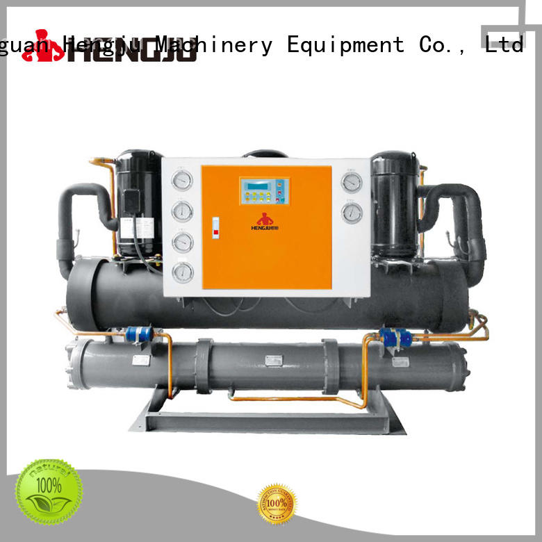 easy operation chiller injection vendor for new materials