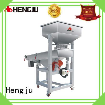 Hengju vibration plastic shredder effectively for new materials