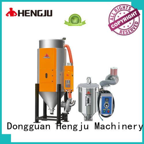 material double pet Hengju Brand plastic drying machine supplier