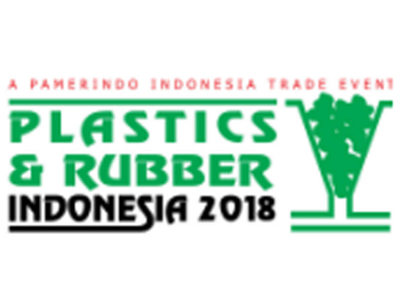 Plastic & Rubber Indonesia 2018 From Nov. 14th To 17th