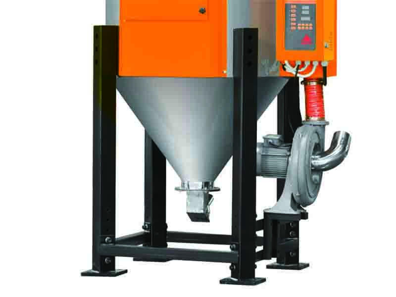 Hengju hot-sale hopper dryer machine for cable sheathing