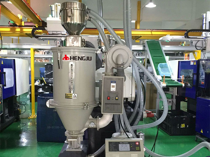 Hengju-Desiccant Dryer | Standard Hopper Dryers Plastic Drying Machine-5