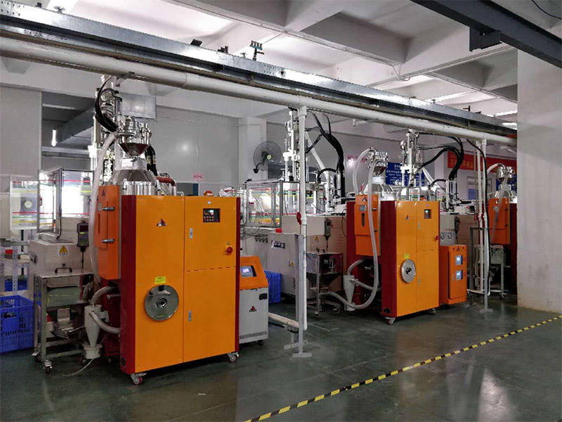Hengju Brand euro honeycomb pet plastic drying machine