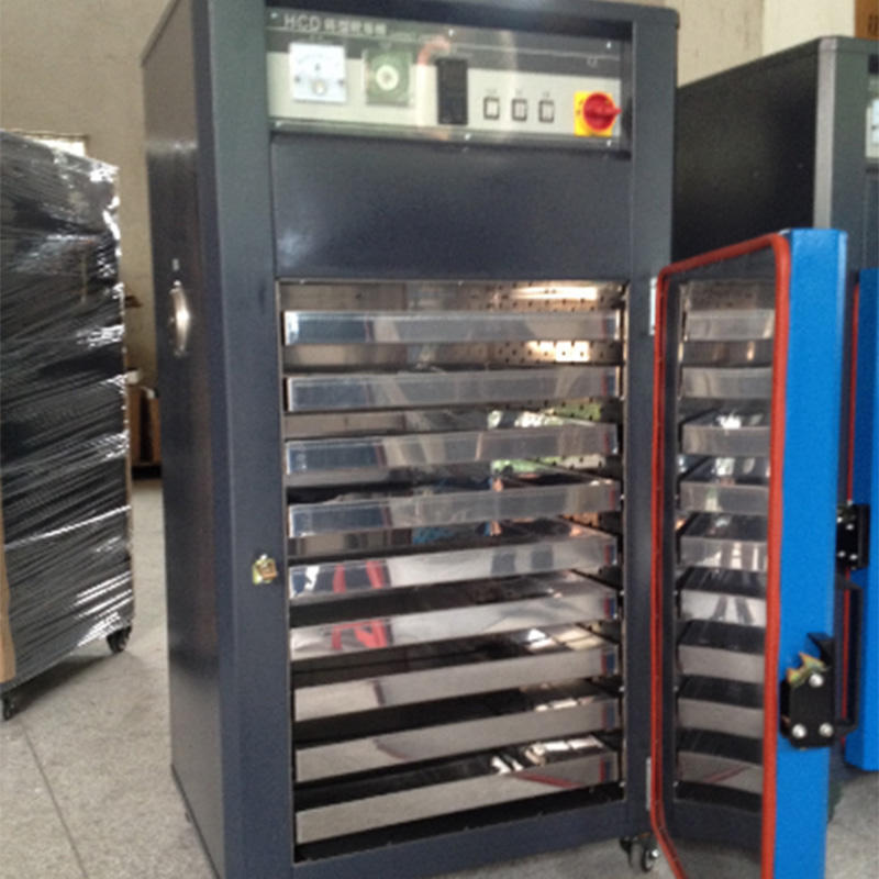 crystalization double integrated dryer dehumidifying Hengju company