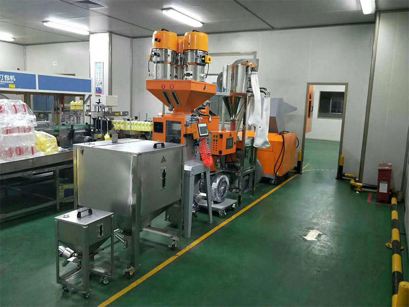 dosers Custom mixer vertical blender horizontal Hengju