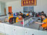 Hengju dosers gravimetric blender long-term-use for plastic industry
