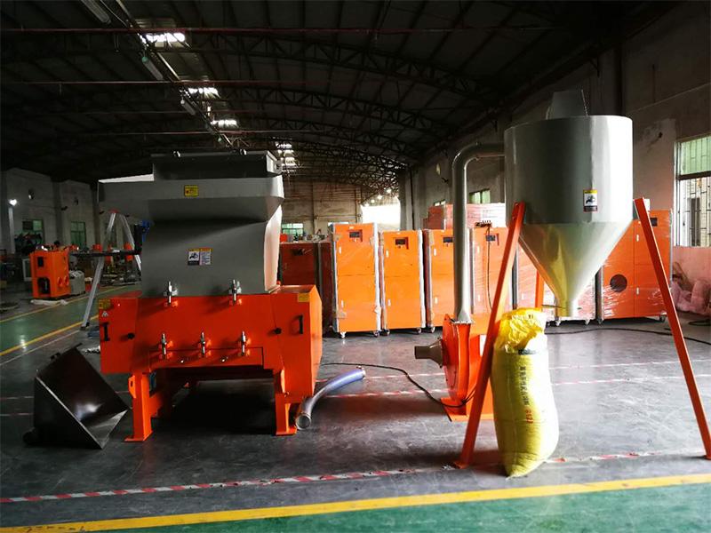 Hengju-Manufacturer Of Plastic Grinder Claw Type Crusher high Speed-3