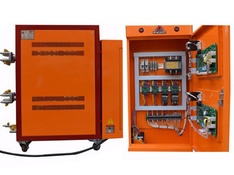 Hengju easy operation water cooled chiller certifications for new materials-10