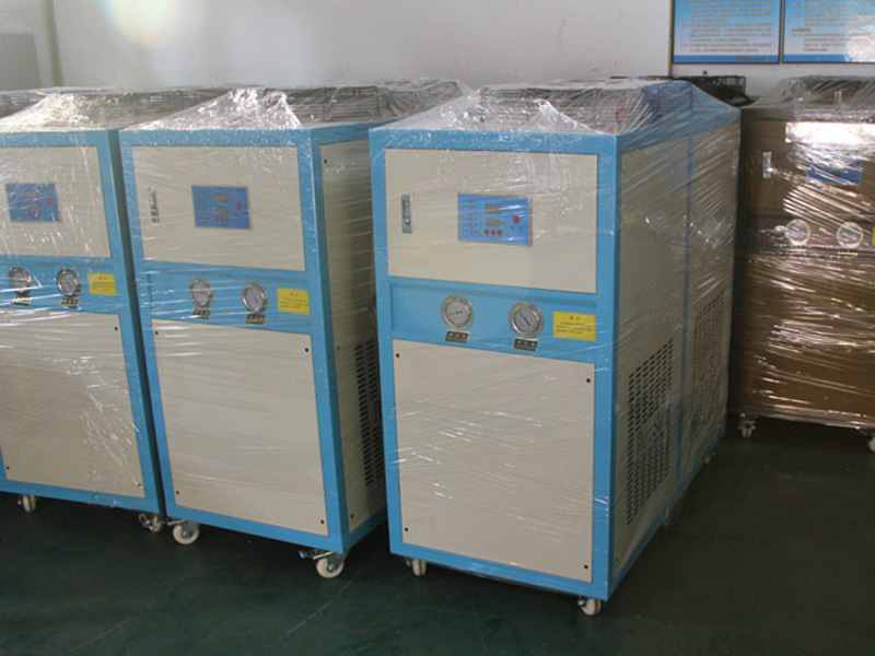 Hengju-Manufacturer Of Water Cooled Chiller For Cooling Molds-2