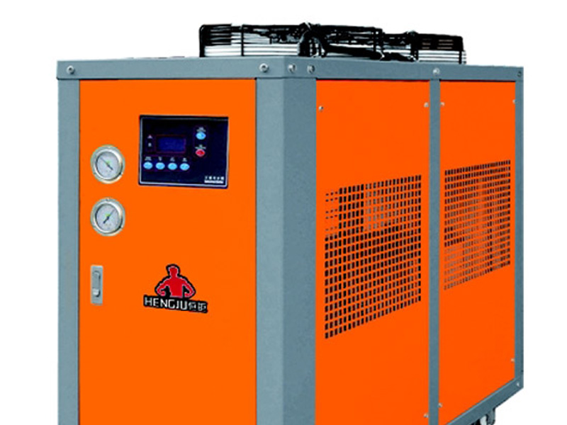Hengju-Manufacturer Of Water Cooled Chiller For Cooling Molds-1