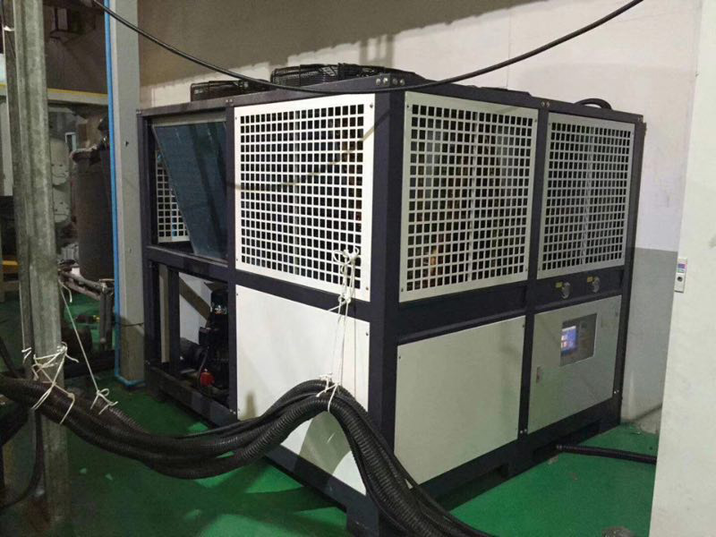 multi-functional air chiller controller long-term-use for new materials-1