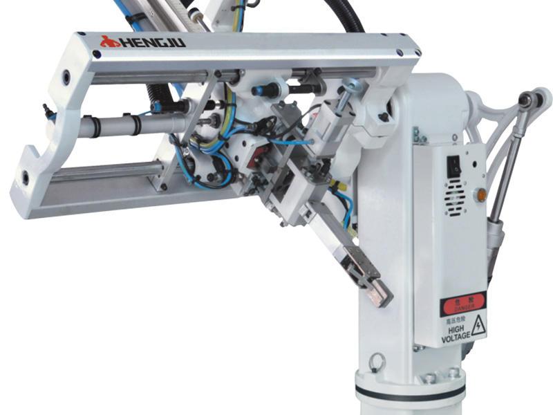 Swing arm robot / Sprue picker