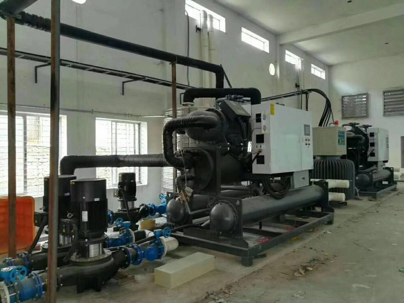 Hengju standard air chiller supplier for plastic products-3
