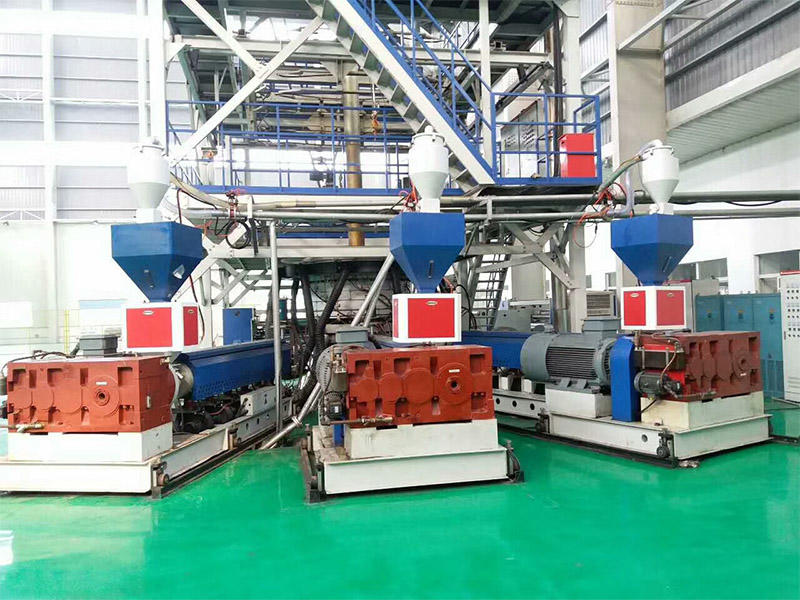 Central conveying systems / Central material conveying system