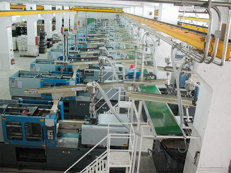 operation convey assembly line conveyor Hengju manufacture