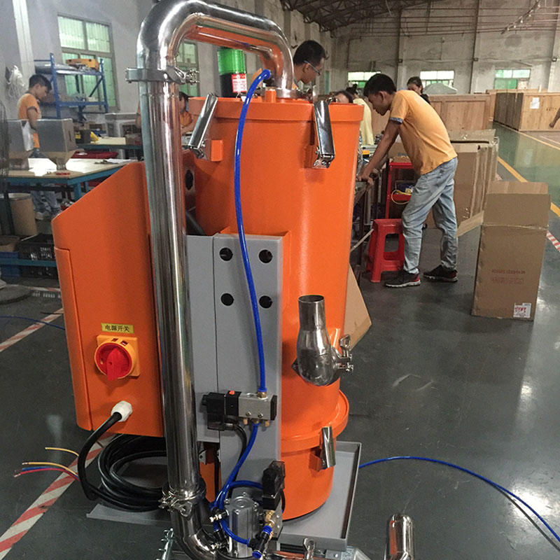 plastic material hopper loaders self plastic auto loader power company