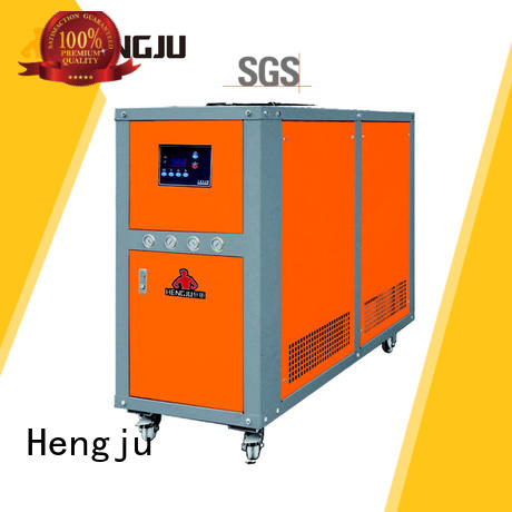 Hengju mtc process chillers certifications for plastic products