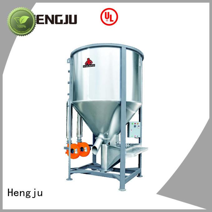 Hengju durable gravimetric blender free quote for plastic products