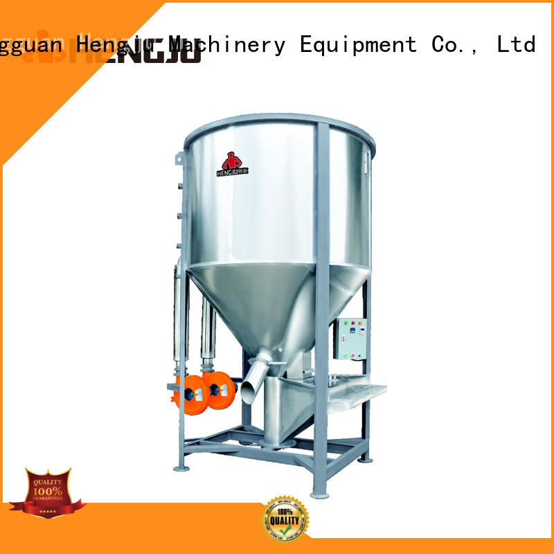 Hengju superior volumetric dosing order now for plastic industry