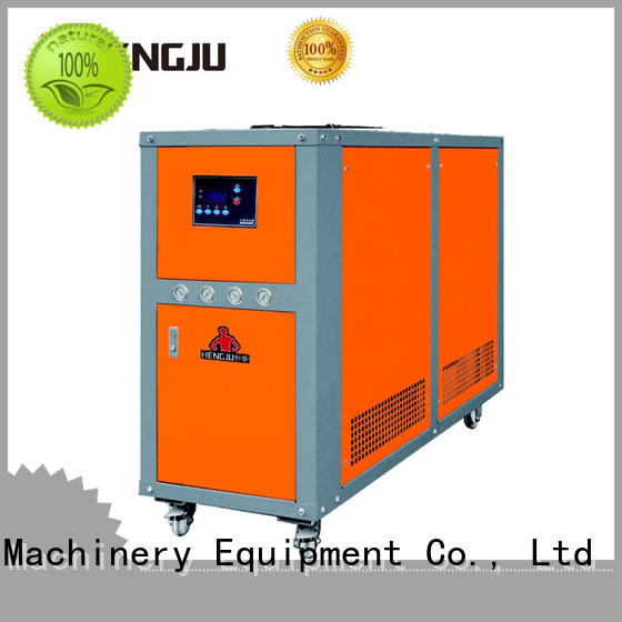 Newly designed water cooled chiller injection for plastic products