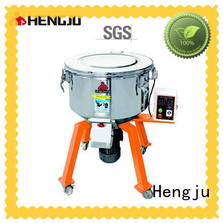 rust free vertical mixer units for new materials