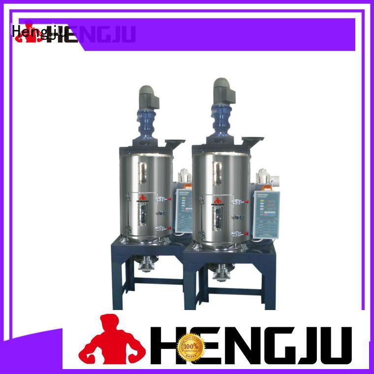 dryer raw plastic drying machine Hengju Brand