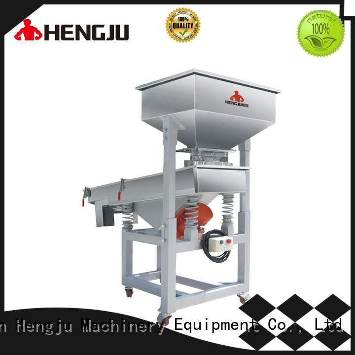 Hengju good out-coming plastic crusher machine equipment for plastic industry