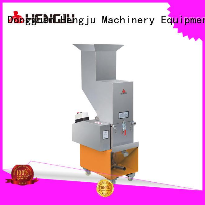 Hengju durable plastic grinder for new materials