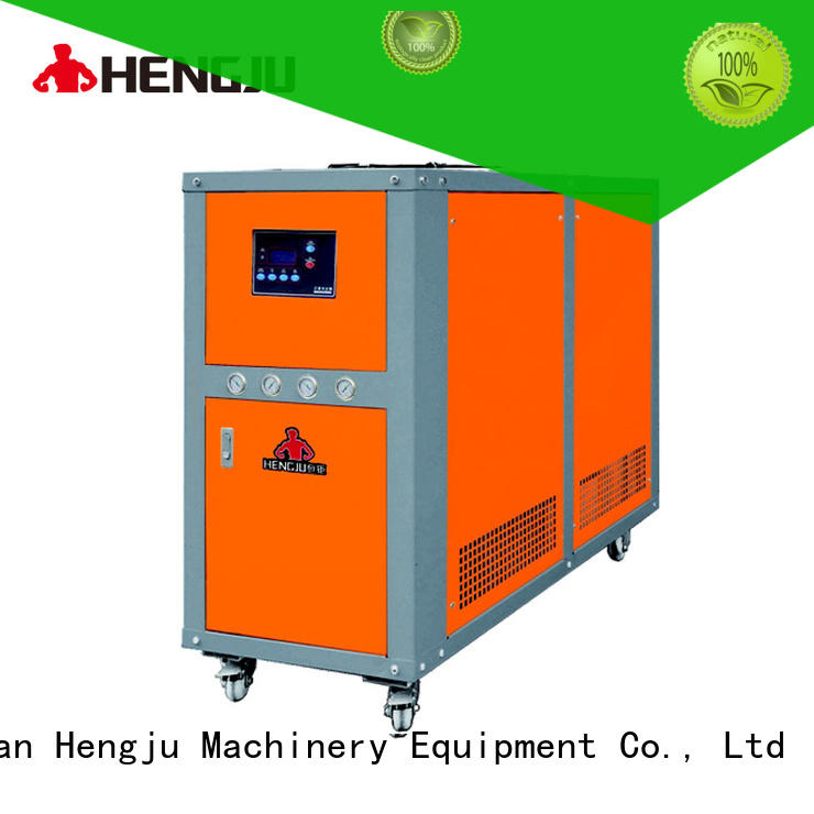 mtc chiller cooled mould temperature controller Hengju Brand company