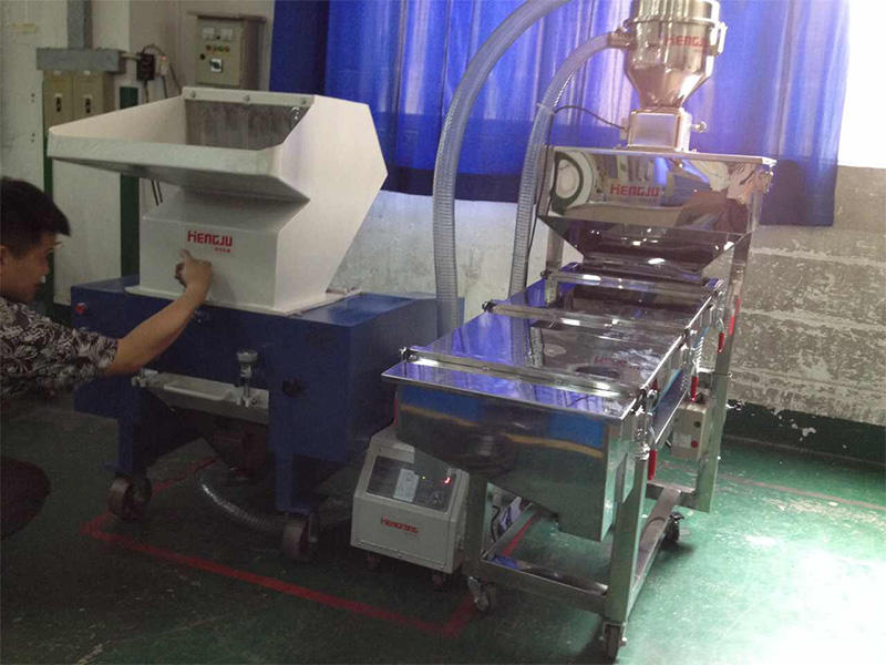Hengju-Manufacturer Of Plastic Grinder Claw Type Crusher high Speed-2