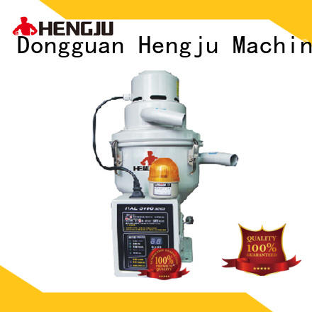 plastic material hopper loaders automatic plastic auto loader Hengju Brand