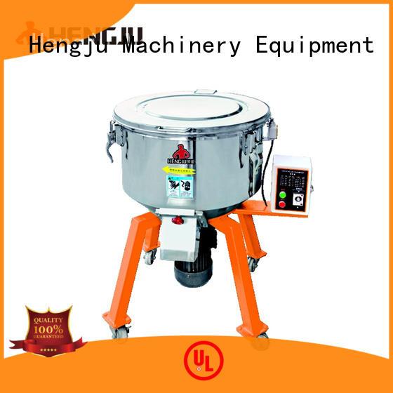 Hengju blender industrial mixer long-term-use for plastic industry