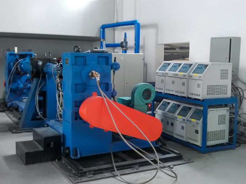 easy operation air chiller central long-term-use for plastic industry-1