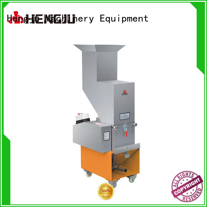 Hengju ratioselector plastic grinder equipment for plastic products
