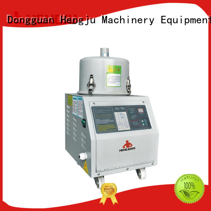 automatic vacuum power plastic material hopper loaders Hengju manufacture