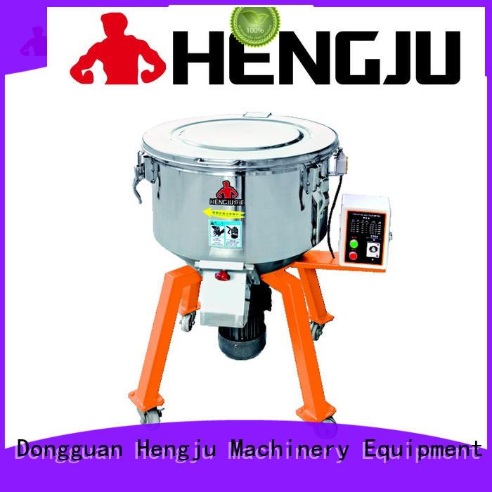 stirrer plastic dosing Hengju Brand plastic mixer manufacture
