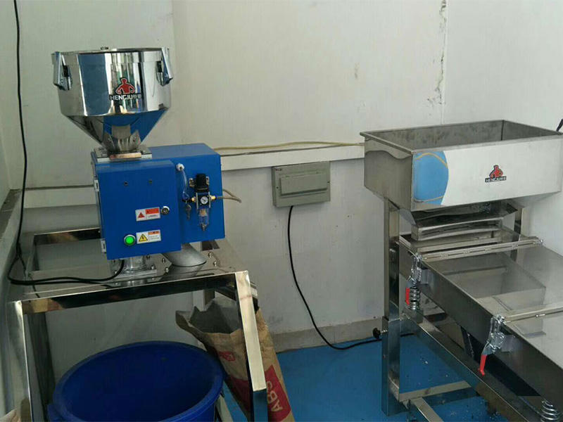Linear vibrating screen / Vibration sieving machine-3