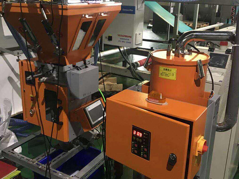 High power auto loader / Separate type type vacuum loader-1