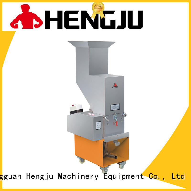selector low shredder crusher separrator screen Hengju Brand