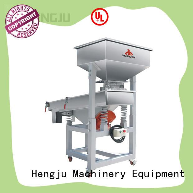 Linear vibrating screen / Vibration sieving machine