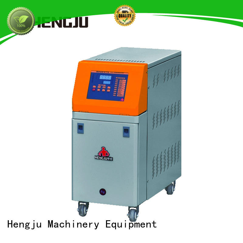 oil process chillers vendor for new materials