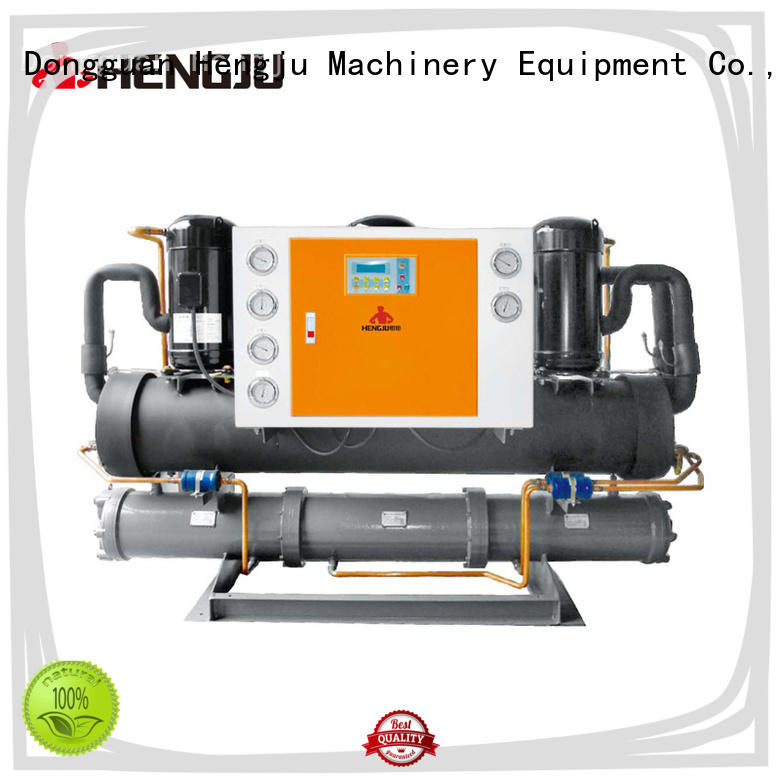 Hengju durable water chiller injection for new materials