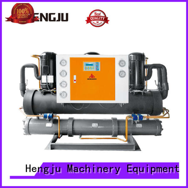 Screw chiller / Portable chillers
