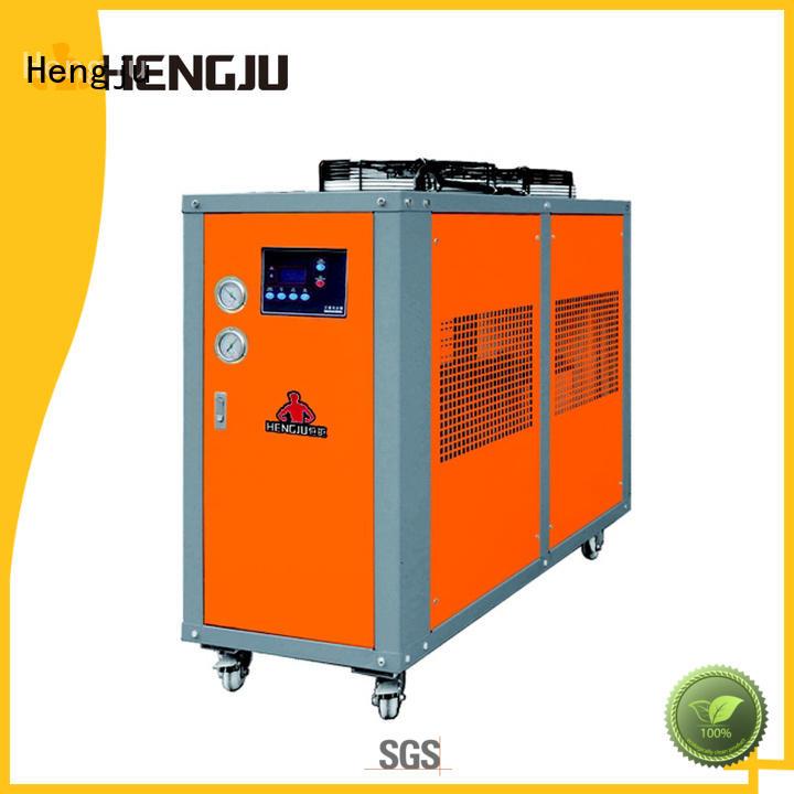 Hengju small footprint process chillers supplier for new materials
