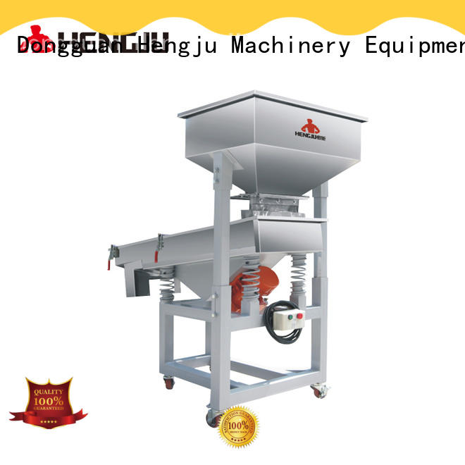 low dust plastic crusher vibration producer for plastic industry