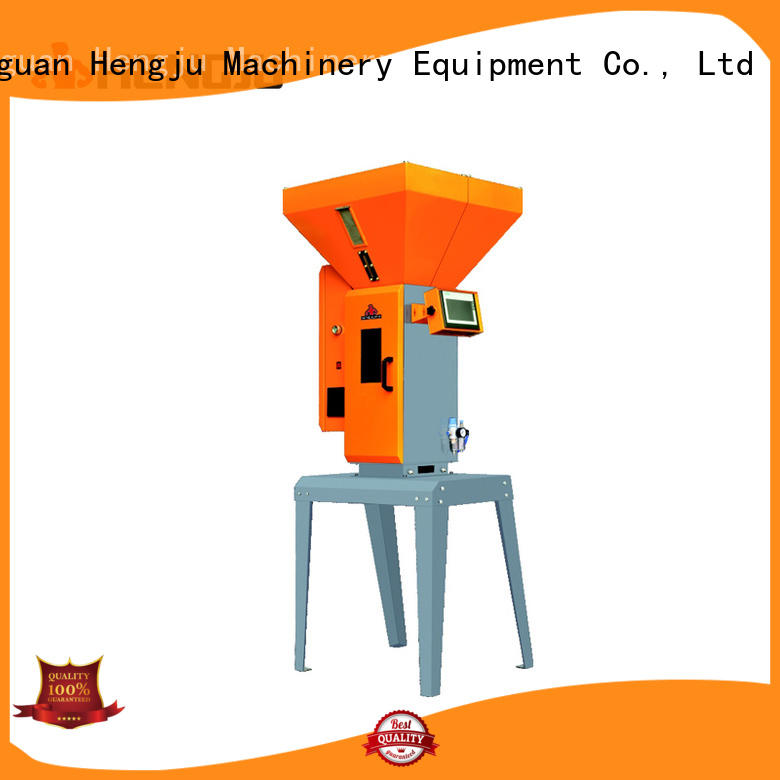 Hengju quality plastic mixer bulk production for plastic products
