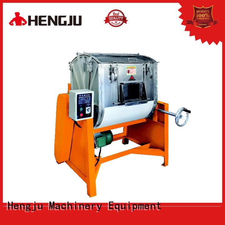 Hengju rust free gravimetric blender for plastic industry